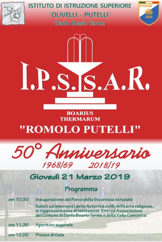 IPSSAR Anniversario