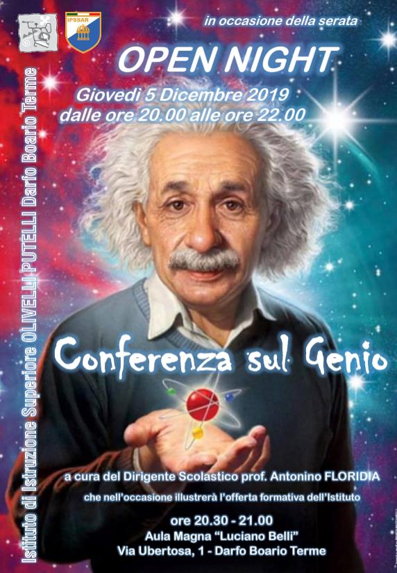 Conferenza sul Genio